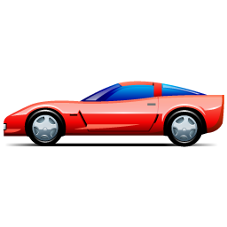 red_car_icon