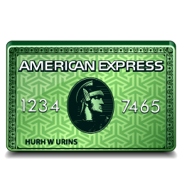 american_express_green_icon