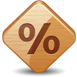 currency_percentage_sign_icon