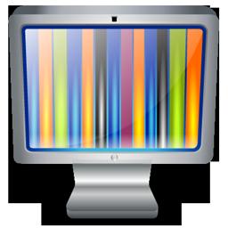 video_ntsc_bars_icon