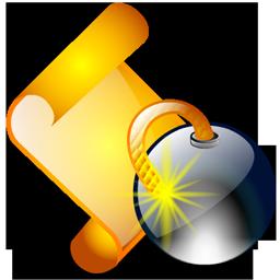 malicious_code_icon