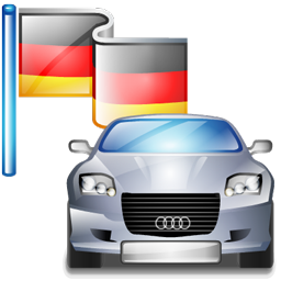 german_car_icon