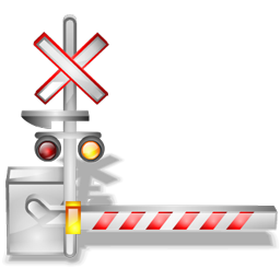 level_crossing_close_icon