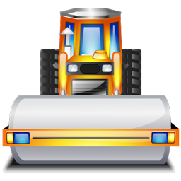 road_roller_icon