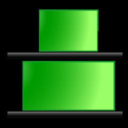 align_bottom_1_edge_icon