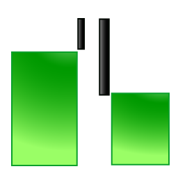 space_evenly_horizontaly_icon