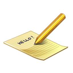 handwrite_message_icon