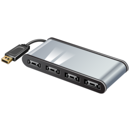 pocket_usb_hub_icon