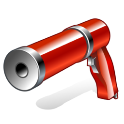 air_caulkin_gun_icon
