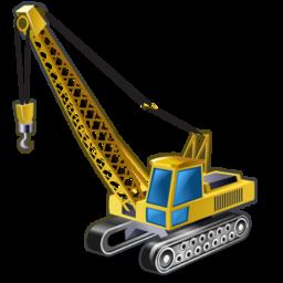 crawler_crane_icon
