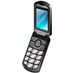 clamshell_phone_icon