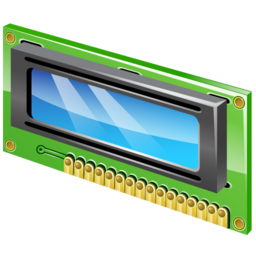 liquid_crystal_display_icon