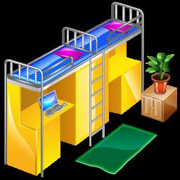 dormitory_icon