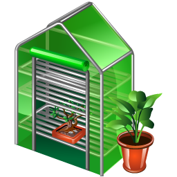 green_house_icon