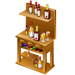 rustic_bar_furniture_icon
