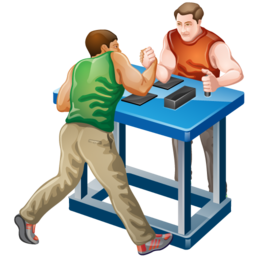arm_wrestling_icon