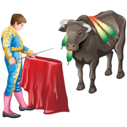 bull_fighting_icon