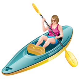 kayaking_icon