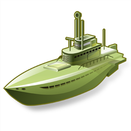 army_submarine_icon