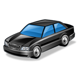 black_car_icon