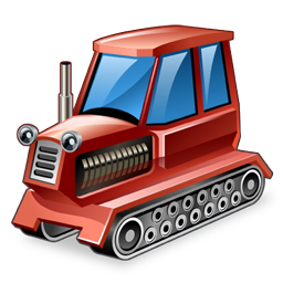 caterpillar_tractor_icon