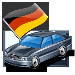 german_car_icon