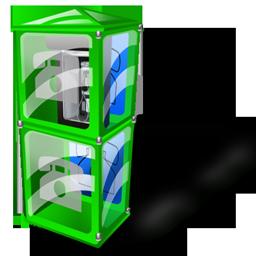 telephone_box_icon