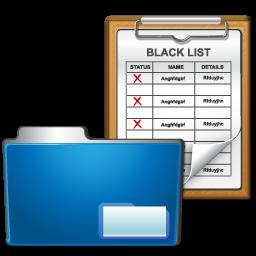 black_folder_icon
