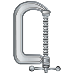 clamp_icon