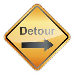 detour_right_sign_icon