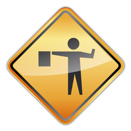 flagger_ahead_icon