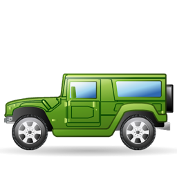 army_jeep_icon