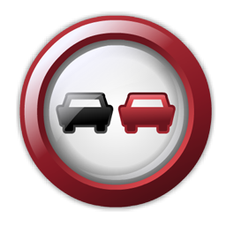 no_overtaking_sign_icon