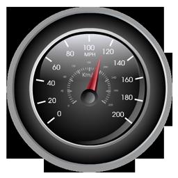 Speedometer Icons - Iconshock