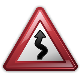 zigzag_road_sign_icon