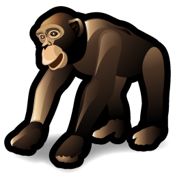 chimpanzee_icon