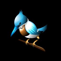 kingfisher_bird_icon