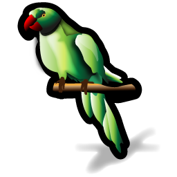 ring_necked_parakeet_icon