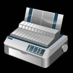 dot_matrix_printer_icon