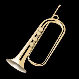 keyed_bugle_icon