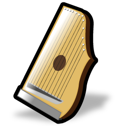 zither icons iconshock