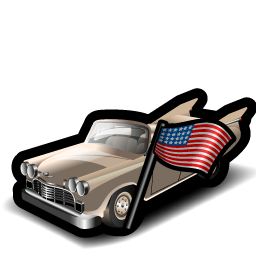 american_car_icon