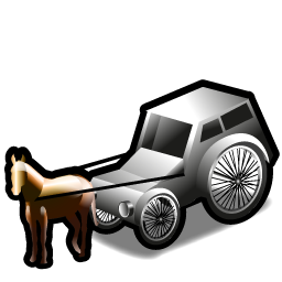 horse_drawn_carriage_icon