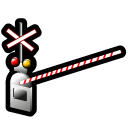 level_crossing_open_icon