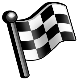 checkered_flag_icon