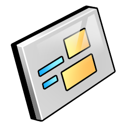 space_evenly_vertical_icon