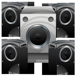 5_1_speaker_system_icon