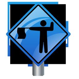 flagger_ahead_icon
