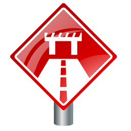 road_closed_sign_icon