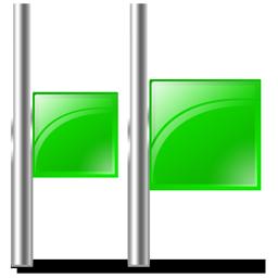 distribute_left_edge_icon